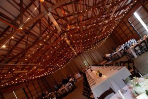 Reception at our Louisville Wedding Venue